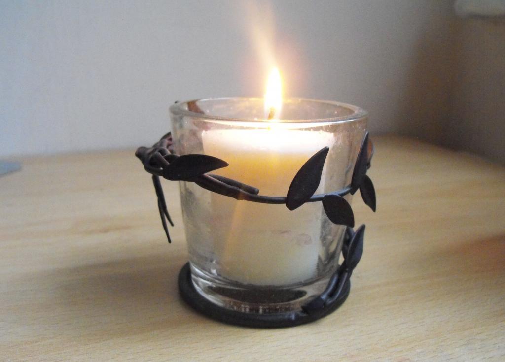 Heart & Home Mini Candles