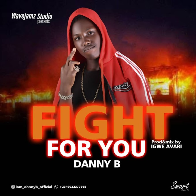 [Music[ fight for you by Danny B