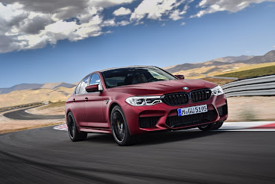 BMW M5 2018 Review, Specs, Price