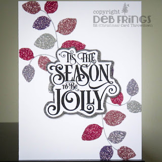 To Be Jolly sq - photo by Deborah Frings - Deborah's Gems
