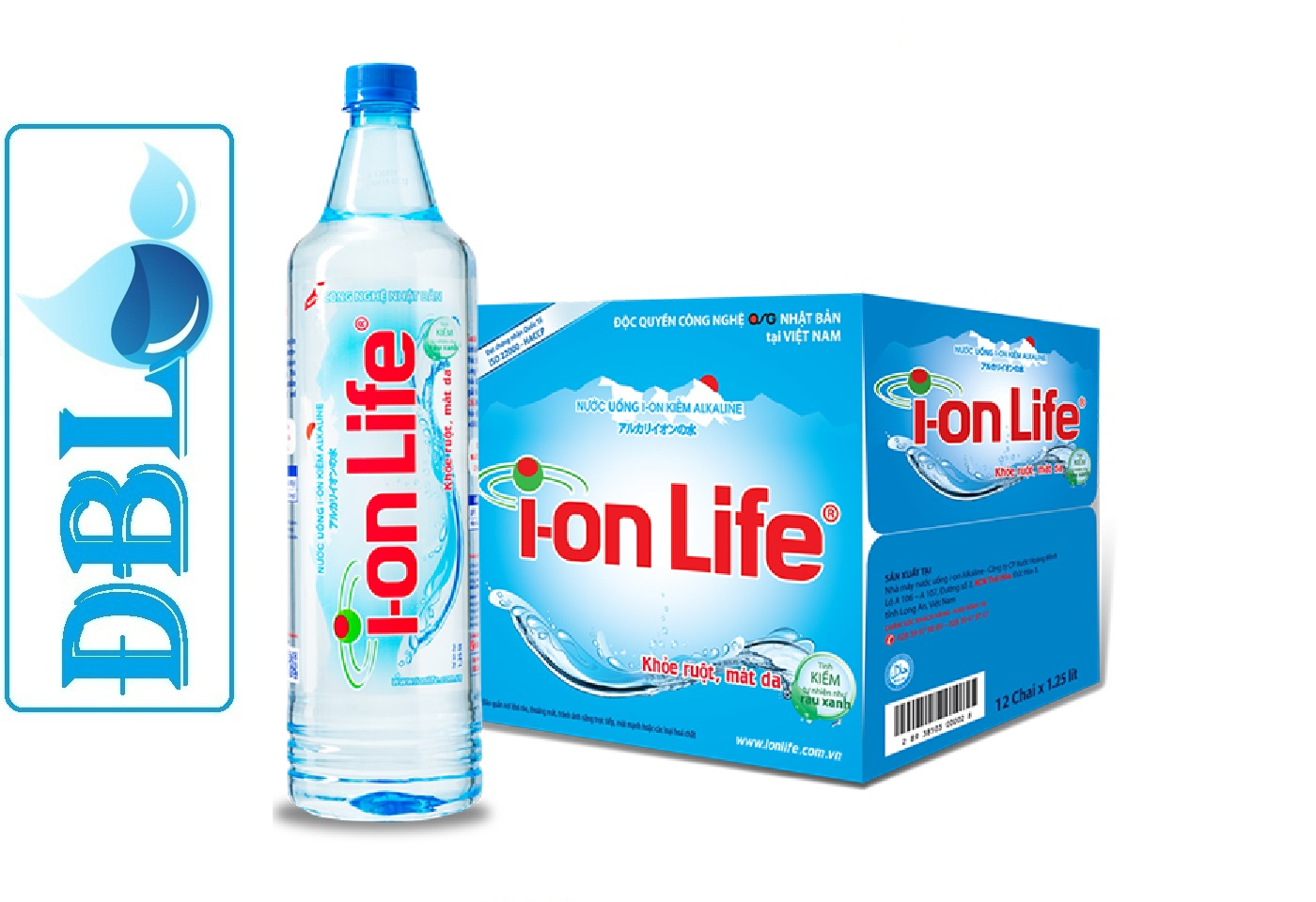 ion life 1250ml