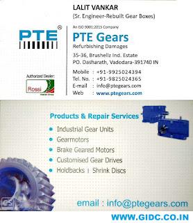PTE GEARS - 9925024394