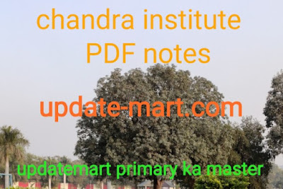Chandra institute pdf note