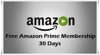 Get Free 30 Days Trail Of Amazon Prime Membership