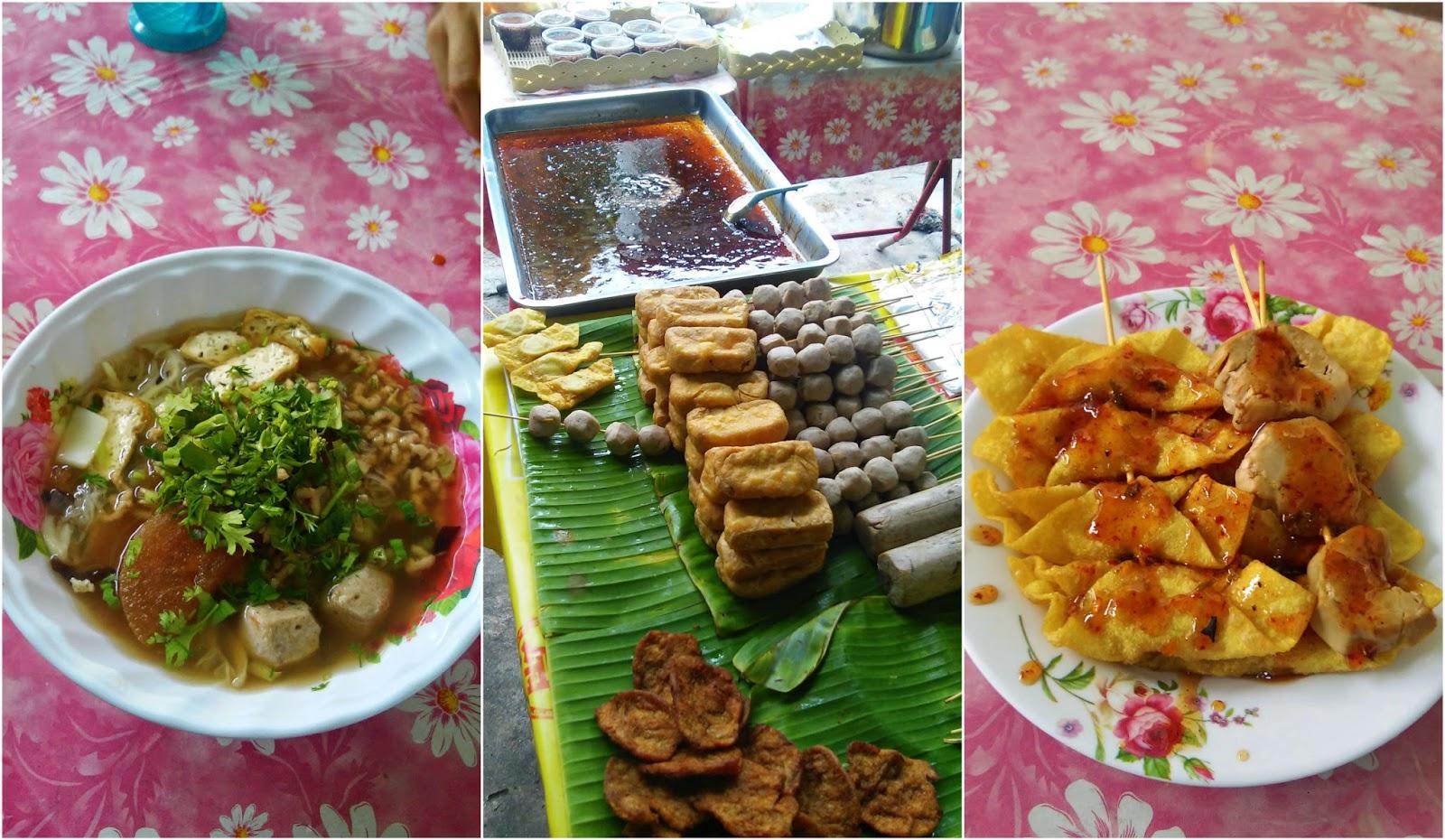 Vegan mock meats Chiang Mai, Thailand