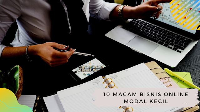 10 Macam Bisnis Online Modal Kecil