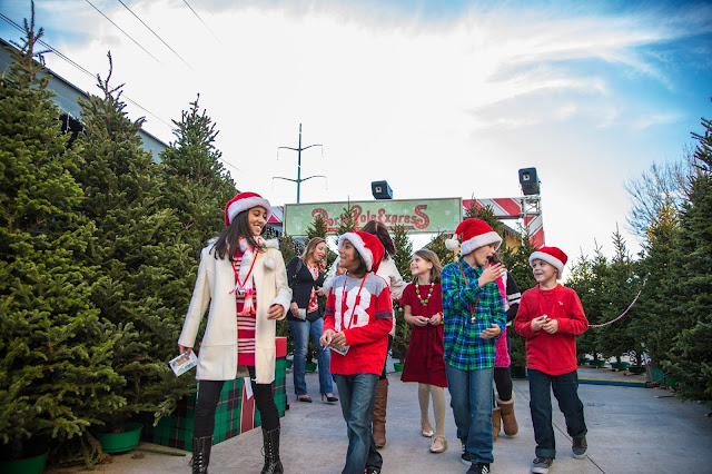 If your kiddos happen to be fans of the movie Polar Express, then a ride on the North Pole Express is a must-do when visiting Grapevine, Texas during the holidays.