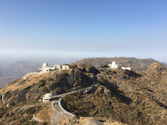 Guru Shikhar Mount Abu