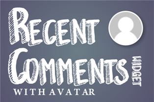 Recent Comments with Avatar