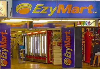 EzyMart Convenience Store