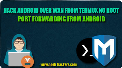 metasploit android hacking over wan