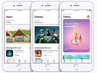 Apple App Store pre-order feature