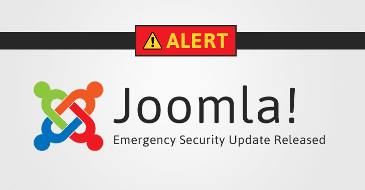 Joomla Joomla! Two Critical Flaws Discovered — Update to Protect Your Site