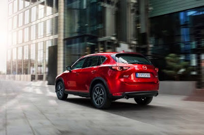 Mazda CX-5: Mid-Class SUV starts from 24,990 Euros