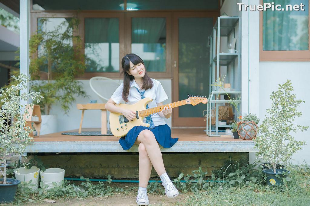 Image Thailand Cute Model - Kananut Wattanakaruna - Happy Summer Vacation - TruePic.net - Picture-2