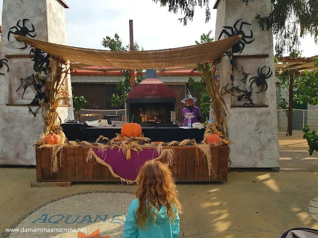 Crazy Halloween per tutta la famiglia all'Aquaneva di Inzago