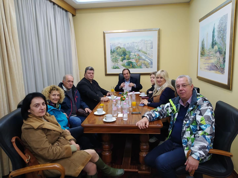 Η υπό σύσταση Κοινωνική Συνεταιριστική Επιχείρηση «Ενεργόπολις» στο Εμπορικό Επιμελητήριο Λάρισας
