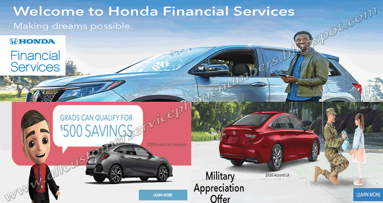 American Honda Finance Corp Payment Payoff Lien Release Address Customer Service Phone Number