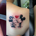 Mickey mouse tattoo designs!