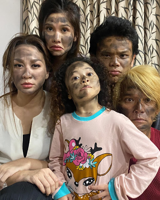 Pelakon Keluarga Untuk Disewa TV 9