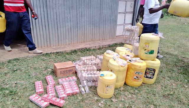 Kisumu notorious businessman arrested in Kondele photo