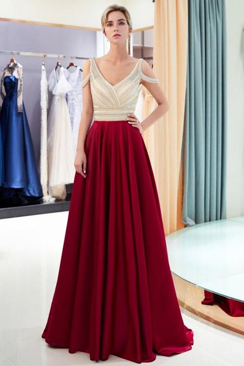Clássico das Festas - Vestido Vermelho