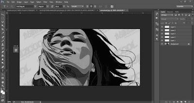 Aplikasi Adobe Photoshop adalah aplikasi editing foto terbaik di laptop