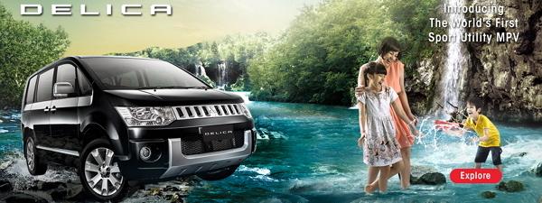 Spesifikasi Harga Mitsubishi Delica Bandung
