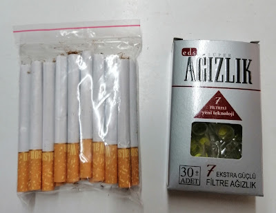 Sarma Sigara Adıyaman Çelikhan Tütününün Artısı ve Eksisi