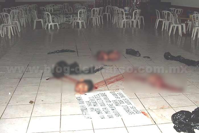 Cabezas en un bar: así llegó el Terror y la Narcoguerra hace 13 años a Michoacán