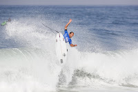 10 Caio Ibelli Quiksilver Pro France foto WSL Laurent Masurel