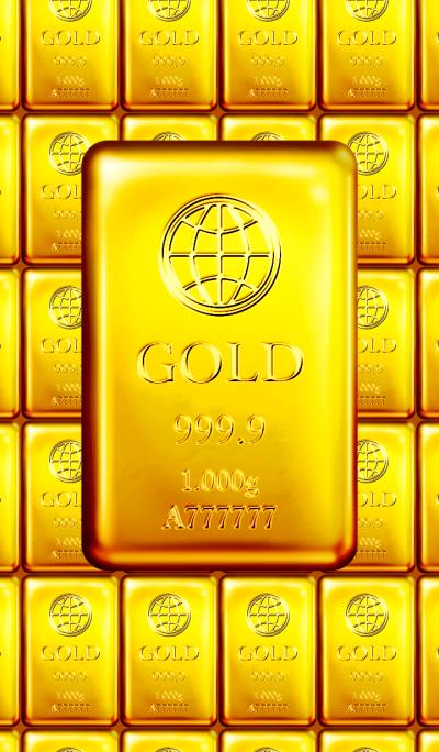 Gold!Gold!Gold!