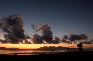 Gambar sunrise