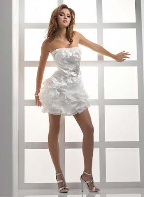 vestidos de noiva branco