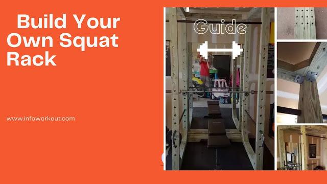 build your own squat rack