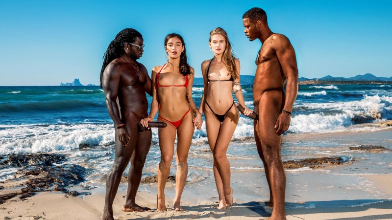 Blacked – Join Us – EMILY WILLIS, TIFFANY TATUM