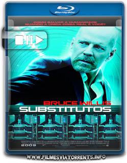 Substitutos Torrent - BluRay Rip 1080p Dual Áudio 5.1