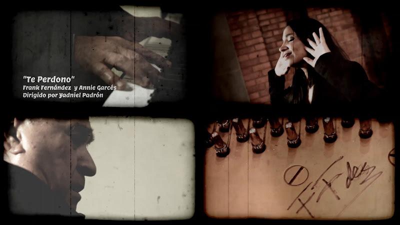 Frank Fernández & Annie Garcés - ¨Te perdono¨ - Videoclip - Director: Yadniel Padrón. Portal Del Vídeo Clip Cubano