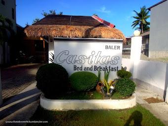 Baler Casitas Bed and Breakfast Review