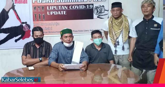 Kecam Pembakaran Foto Habib Rizieq, Umat Islam Poso: Mereka Sekarang Keluar Aslinya