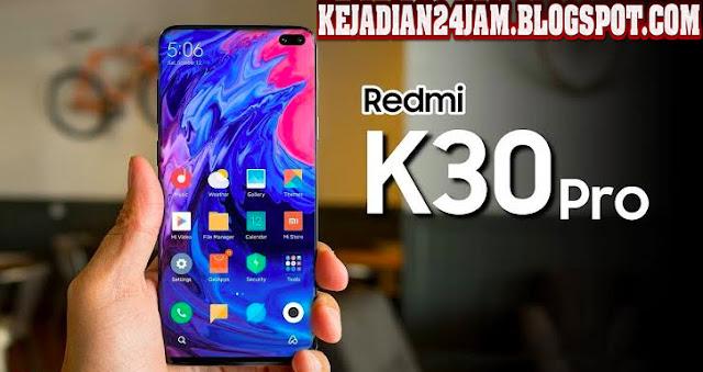 Smartphone Redmi K30 Pro Akan Hadir Di Maret 2020