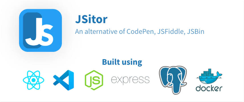 JSitor alternatif Codepen yang powerful.
