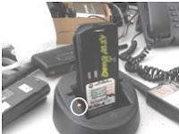 Refill battere Motorola GP2000 dengan Charger Micro Usb