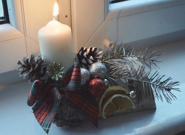 Hej ludzie idą Święta! DIY - Moje świąteczne dekoracje!