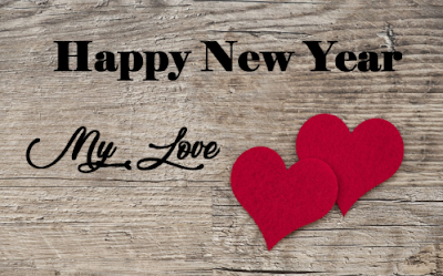 happy new year couple images