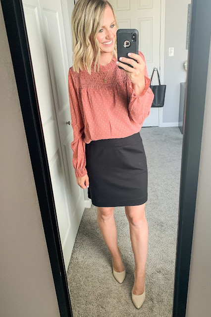 How to Wear a Statement Blouse