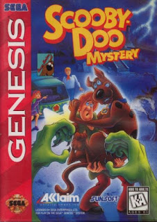 Scooby-Doo Mystery (BR) [ SMD ]