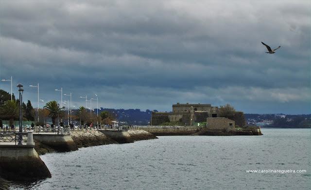 Los lugares imprescindibles que ver en A Coruña San Antón