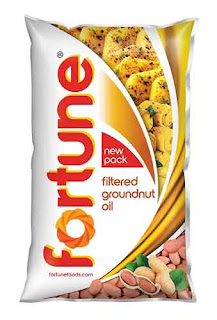 Fortune Filtered Groundnut Oil 1 LTR Ph