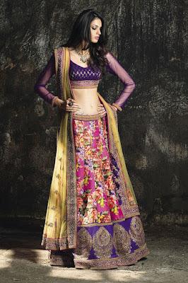 indian bridal designs wedding lehenga